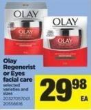 Olay Regenerist Or Eyes Facial Care