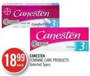 Canesten Feminine Care Products
