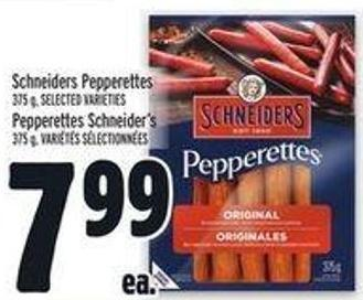 Schneiders Pepperettes