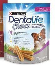 Purina Dentalife  Dog Treats 193-248g Pouch