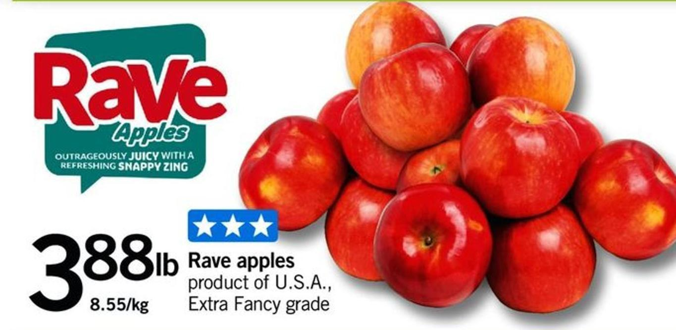 Rave Apples