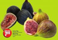 Green Figs Product of Greece Black Figs Product of USA
