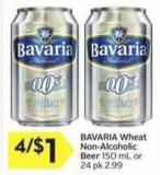 Bavaria Wheat Non-alcoholic Beer