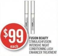 Fusion Beauty Stimulashfusion Intensive Night Conditioning Lash Enhancer Treatment