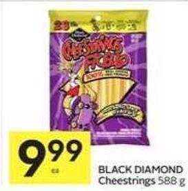 Black Diamond Cheestrings