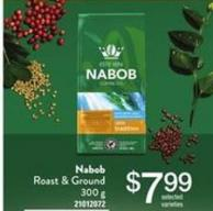 Nabob Roast & Ground - 300 G