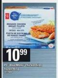 PC Blue Menu Chicken Fillet - 907 g