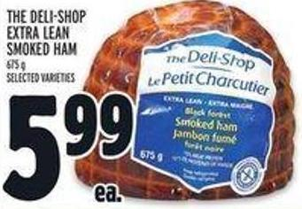 The Deli-shop Extra Lean Smoked Ham