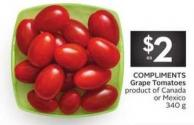 Compliments Grape Tomatoes