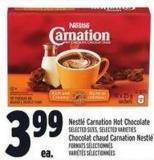 Nestl' Carnation Hot Chocolate