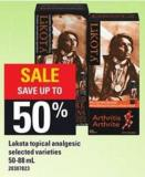 Lakota Topical Analgesic - 50-88 mL