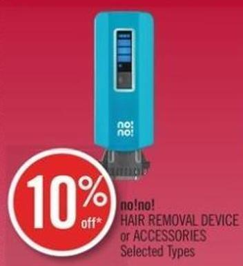 No! No! Hair Removal Device or Accessories