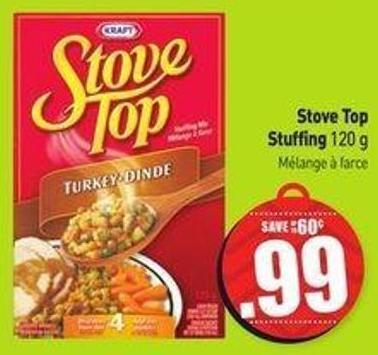 Stove Top Stuffing 120 g