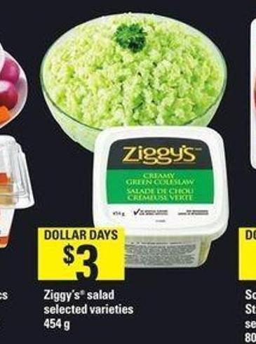 Ziggy's Salad - 454 g