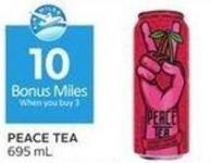 Peace Tea 695 mL - 10 Air Miles Bonus