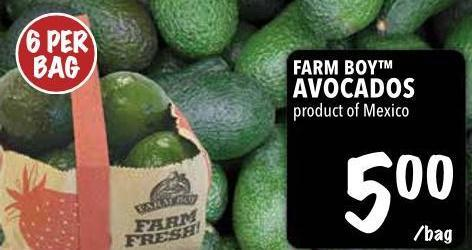 Farm Boy Avocados
