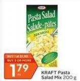 Kraft Pasta Salad Mix