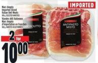 Marc Angelo Imported Sliced Italian Deli Meats
