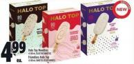 Halo Top Novelties 4 X 88 ml