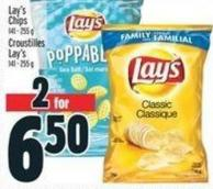 Lay's Chips 141 - 255 g