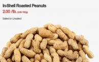 In-shell Roasted Peanuts