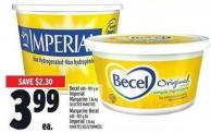Becel - 680-907 g Or Imperial Margarine - 1.36 Kg