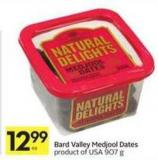 Bard Valley Medjool Dates