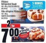 Pillsbury Refrigerated Dough 454 - 496 g