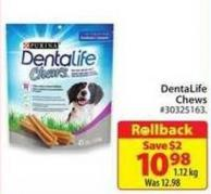 Purina Dentalife Chews