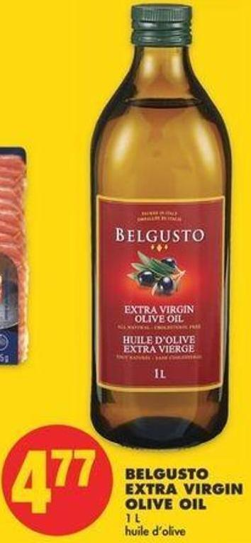 Belgusto Extra Virgin Olive Oil - 1l