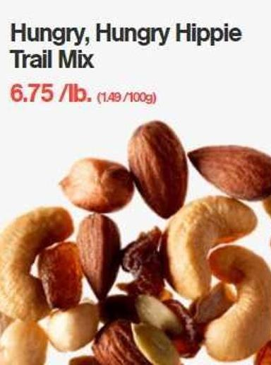 Hungry - Hungry Hipple Trail Mix