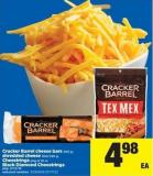 Cracker Barrel Cheese Bars 400 G - Shredded Cheese 300/320 G - Cheestrings Pkg Of 10 Or Black Diamond Cheestrings Pkg Of 12/16