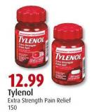 Tylenol Extra Strength Pain Relief 150