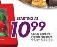 Coco Bakery French Macarons