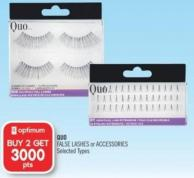 Quo False Lashes or Accessories