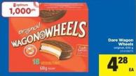 Dare Wagon Wheels - 630 g