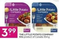 The Little Potato Company Kits Product of Canada 454 g