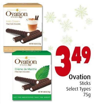 Ovation Sticks