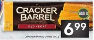 Cracker Barrel Cheese 600 g