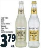 Fever-tree Drink 500 ml