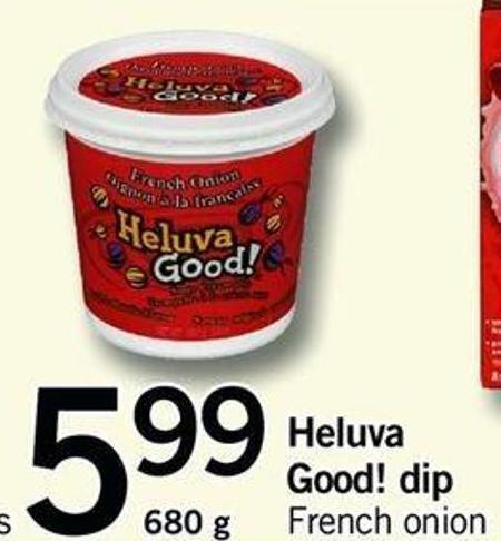 Heluva Good! Dip French Onion - 680 G