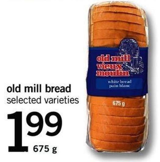 Old Mill Bread - 675 G 20023909