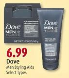 Dove Men Styling Aids