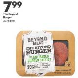 The Beyond  Burger 227g Pkg