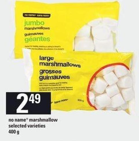 No Name Marshmallow - 400 g