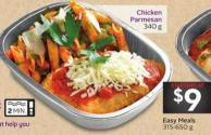 Chicken Parmesan - 10 Air Miles Bonus Miles or 20 Air Miles Bonus Miles
