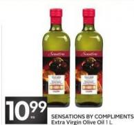 Sensations By Compliments Extra Virgin Olive Oil