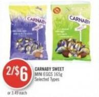 Carnaby Sweet Mini Eggs 165 g