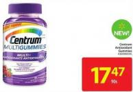 Centrum Antioxidant Gummies