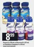 Ensure - 6 X 235 Ml Or Glucerna - 6 X 237 Ml Or Pediasure Complete - 4 X 235 Ml